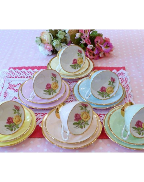 (OUT OF STOCK) HARROWBY VINTAGE HARLEQUIN COLOURS